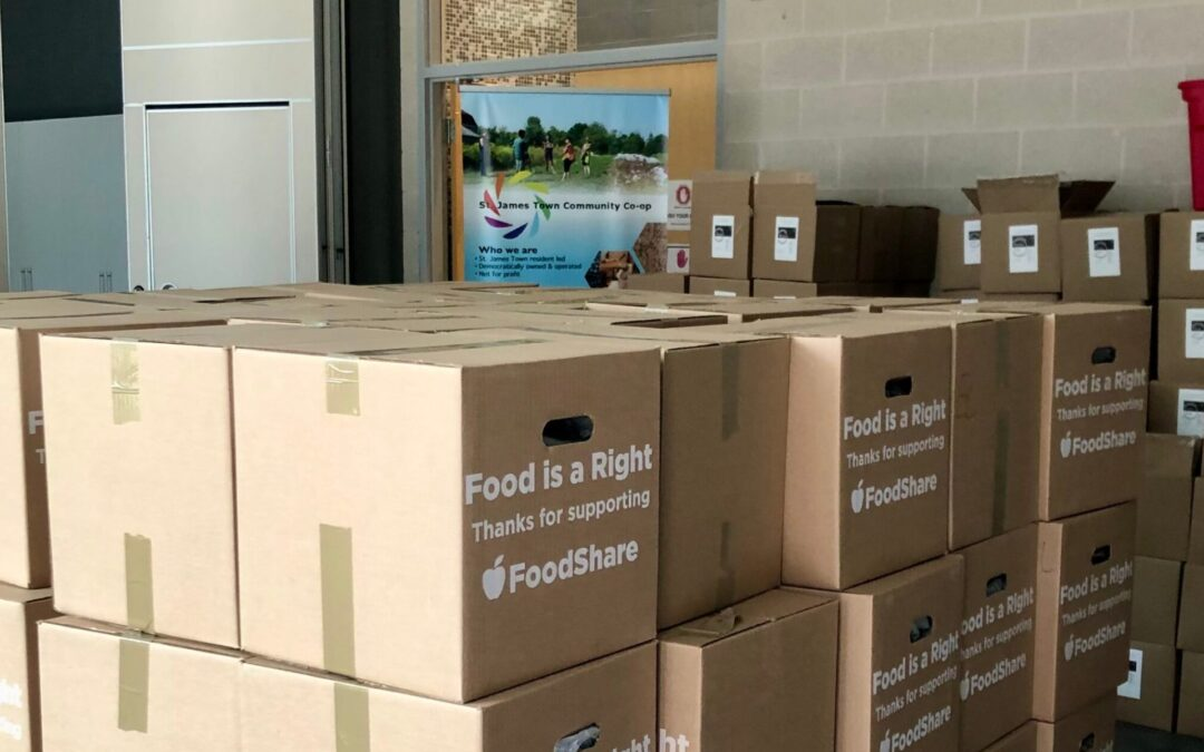 Emergency Food Program: June Update
