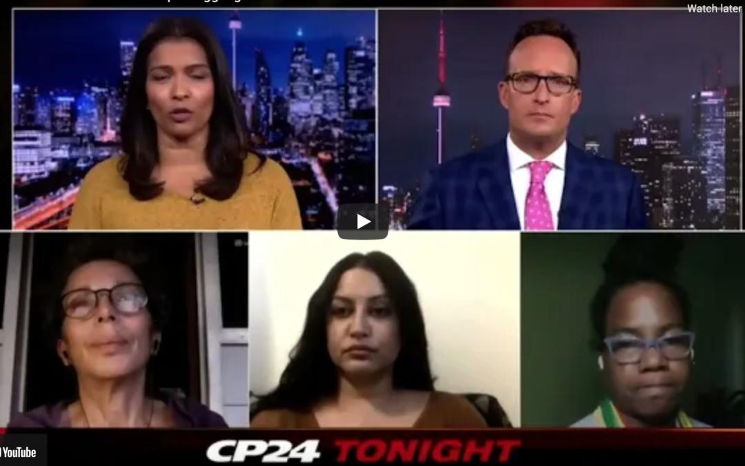 Watch: CP24 – St. James Town Co-op struggling to meet demand